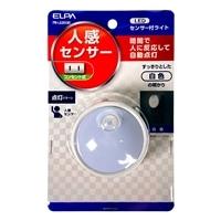ナイトライト 人感センサ付 PM-LA301(W)