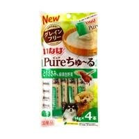 Pureちゅ〜る とりささみ&緑黄色野菜 14g×4本