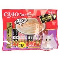 CIAO ちゅ〜る 贅沢バラエティ 14g× 40本