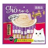 いなば CIAO ちゅ〜る かつおほたてミックス味 14g×20本