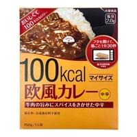 大塚食品 マイサイズカレー欧風 150g