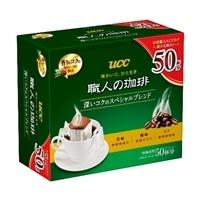 UCC 職人の珈琲 ドリップコーヒー 深いコクのスペシャルブレンド 50P