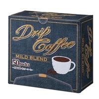 UCC 職人の珈琲 ドリップコーヒー まろやか味のマイルドブレンド 50パック