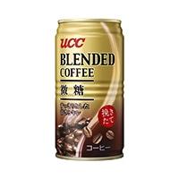 【ケース販売】UCC ブレンドコーヒー 微糖 缶 185g×30本