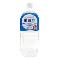 【ケース販売】赤穂化成 備蓄水 2L×6
