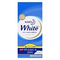 花王 ホワイト バスサイズ 130g×6個箱