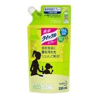 花王 食卓クイックルスプレー ほのかな緑茶の香り 詰替 250ml