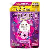 花王 フレアフレグランス パッションベリーの香り つめかえ用 1200ml 柔軟剤