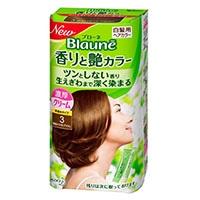 花王 ブローネ 香りと艶カラークリーム 3