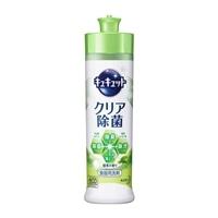 花王 キュキュット クリア除菌 緑茶の香り 本体 240ml