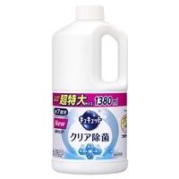 花王 キュキュット クリア除菌 つめかえ用 1380ml