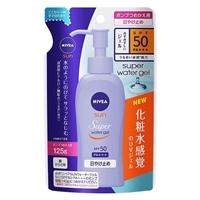 【数量限定】花王 ニベアサン ウォータージェル SPF50 詰替 125g