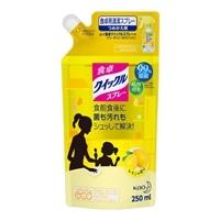 花王 食卓クイックルスプレー レモンの香り 詰替 250ml