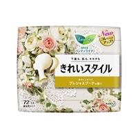 花王 ロリエパンティライナー きれいスタイル プレシャスブーケの香り 72個