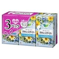 花王 ロリエパンティライナー きれいスタイル フレッシュフローラルの香り 36個×3パック