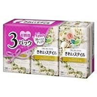花王 ロリエパンティライナー きれいスタイル プレシャスブーケの香り 36個×3パック