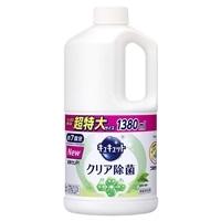 花王 キュキュット クリア除菌 緑茶の香り 詰替 1380ml