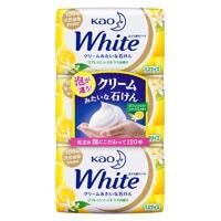花王 ホワイト リフレッシュシトラスの香り バスサイズ 130g×3個パック