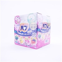 花王 バブ お楽しみBOX うるおいプラス 48錠入 薬用入浴剤(錠剤タイプ)