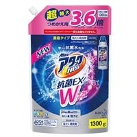 花王 アタックNeo 抗菌EX Wパワー 詰替 1300g+増量