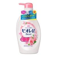 花王ビオレu エンジェルローズの香り ポンプ