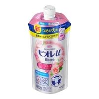 花王 ビオレu ボディーウォッシュ エンジェルローズ詰替用340ml