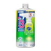 花王 キュキュット CLEAR泡スプレー グレープフルーツの香り 詰替 720ml