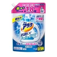花王 アタック 抗菌EX スーパークリアジェル つめかえ用 1350g