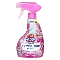 花王 バスマジックリン 泡立ちスプレー SUPER CLEAN アロマローズの香り 本体 380ml