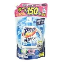 【数量限定】花王 アタック 抗菌EX スーパークリアジェル つめかえ用 1500g 洗たく用洗剤