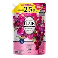 花王 フレアフレグランス フローラル&スウィートの香り 柔軟剤 詰替 1200ml