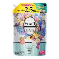 花王 フレアフレグランス フラワー&ハーモニーの香り 柔軟剤 詰替 1200ml