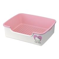 花王 ニャンとも清潔トイレ スタートセット ハローキティ ホワイト&ピンク