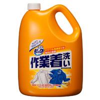 花王 業務用 液体ビック 作業着洗い 4.5kg