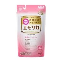 花王 エモリカ 薬用スキンケア入浴液 フローラルの香り つめかえ用 360ml