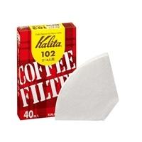 カリタ コーヒーフィルター酸素漂白 102 40枚