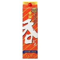黄桜 呑 パック 3000ml【別送品】