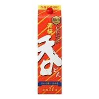 黄桜 呑 パック 2000ml【別送品】