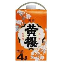 黄桜 4Lパック【別送品】