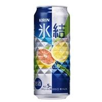 【ケース販売】キリン 氷結 グレープフルーツ 500ml×24本【別送品】