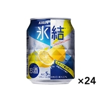 【ケース販売】キリン 氷結 シチリア産レモン 250ml×24本
