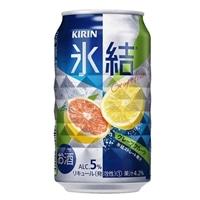 【ケース販売】キリン 氷結 グレープフルーツ 350ml×24本【別送品】