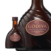 ゴディバ チョコレートリキュール 50ml【別送品】