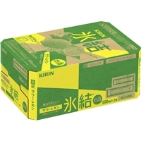 【ケース販売】キリン 氷結 サワーレモン 500ml×24本【別送品】