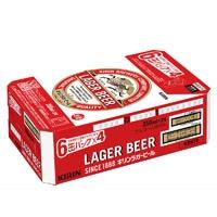 【ケース販売】キリン ラガー 350ml×24缶【別送品】