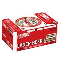 【ケース販売】キリン ラガー 500ml×24缶【別送品】