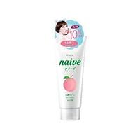 クラシエ ナイーブ洗顔F 10%増量 桃の葉