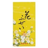カメヤマ 花ふぜい 黄 白檀 100g