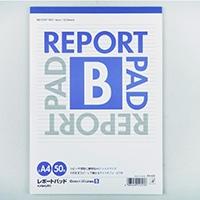 レポート用紙A4 B罫 RA450B