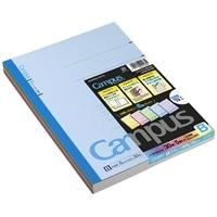 コクヨB5カラーキャンパスノートB罫30枚×5冊